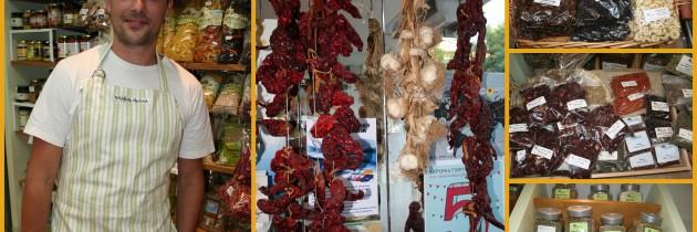 15 νόστιμα μυστικά ενός γκουρμέ παντοπωλείου στο Παγκράτι
