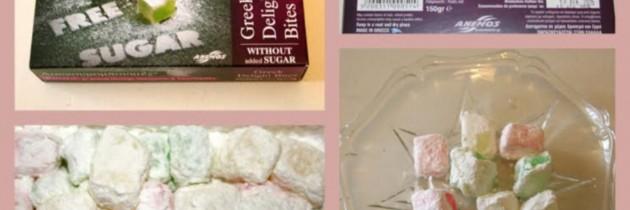 Λουκούμια χωρίς ζάχαρη – Λουκουμομπουκιές Κοκτέιλ ANEMOS