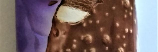 Παγωτό ξυλάκι Milka Crunchy Chocolate (νέο προϊόν)