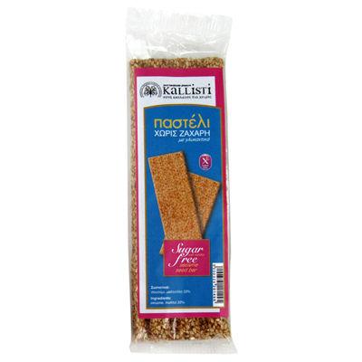 Παστέλι χωρίς ζάχαρη Kallisti