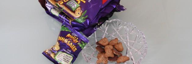 Mini Animals Dinosaurs – Μπισκότα δεινόσαυροι – Προϊόν Αγγλίας