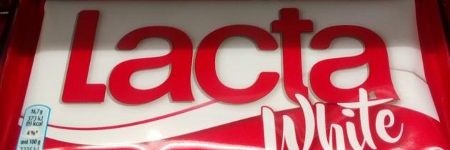 Lacta White – Λευκή Σοκολάτα Lacta (νέο προϊόν)