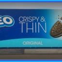 Oreo Crispy and Thin (νέο προϊόν)