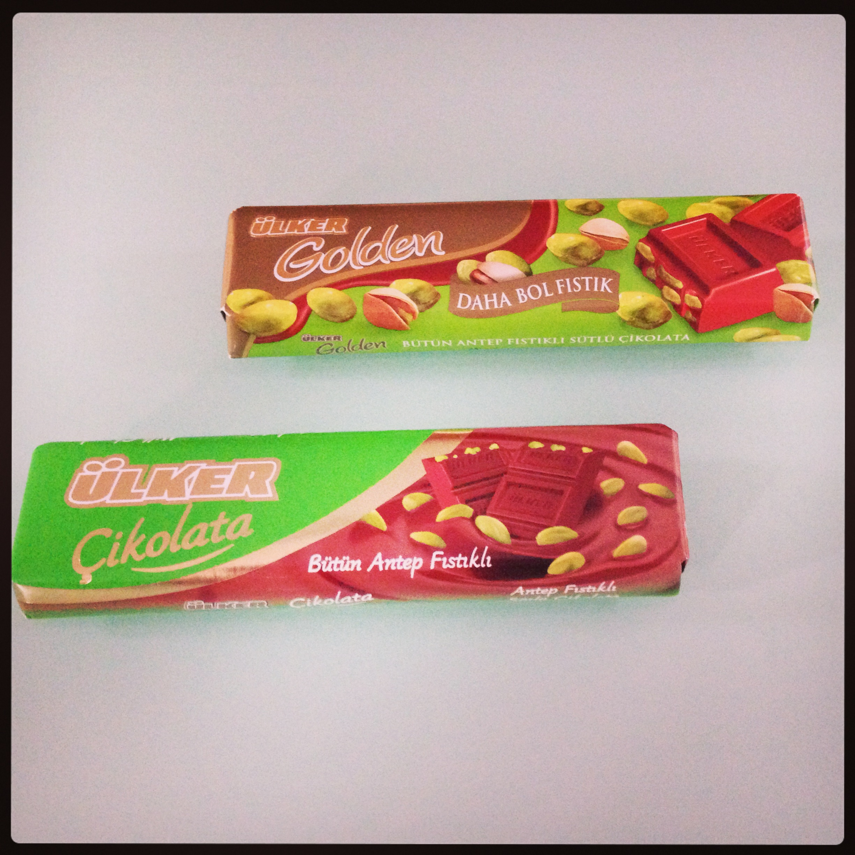 Σοκολάτες Ülker