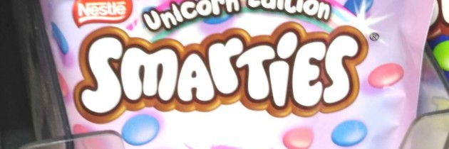 Unicorn Smarties (νέο προϊόν)